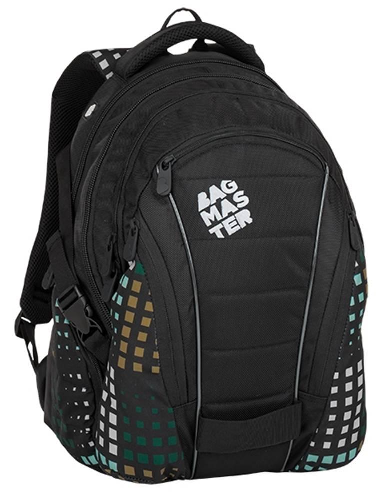 Bagmaster Bag 8 D Black/green/grey