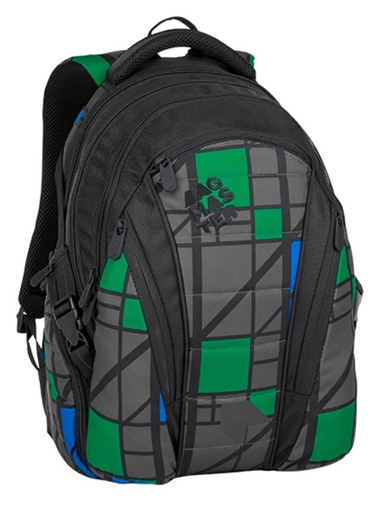 Bagmaster Bag 8 H Black/grey/green