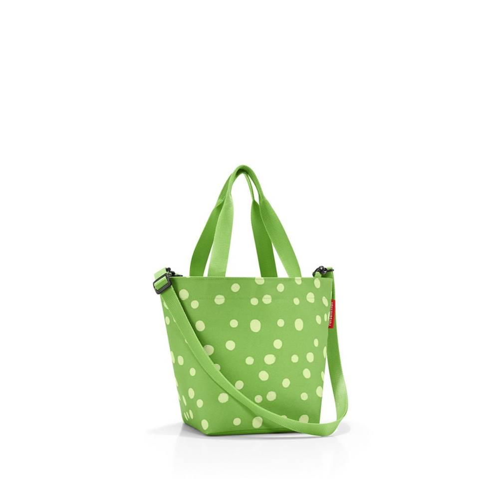 Reisenthel Shopper XS Spots Green