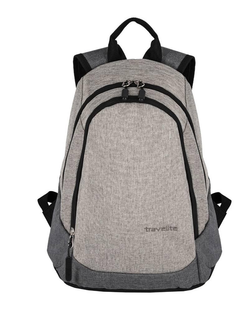 Travelite Basics Mini-Backpack Light grey