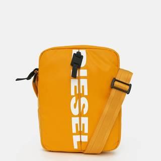Žltá pánska crossbody taška Diesel