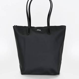 Čierna dámska kabelka Lacoste
