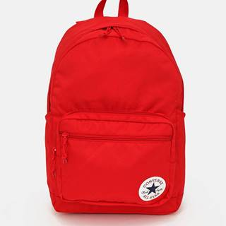 Červený batoh Converse