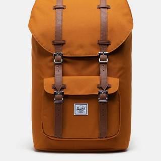 Horčicový batoh Herschel Supply