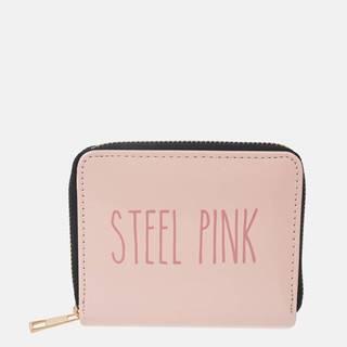 Ružová dámska peňaženka Clayre & Eef