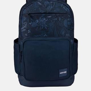 Tmavomodrý vzorovaný batoh Case Logic Query 29 l