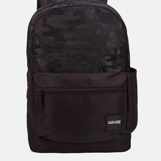 Čierny vzorovaný batoh Case Logic Founder 26 l