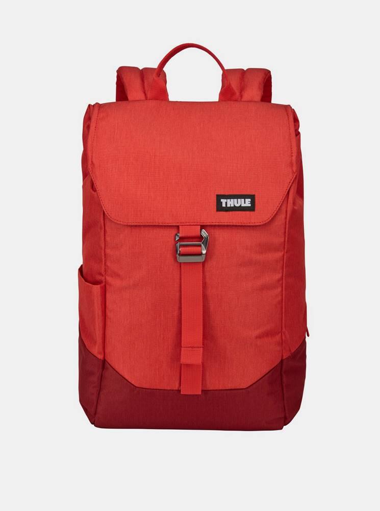 Thule Červený batoh Thule Lithos 16 l