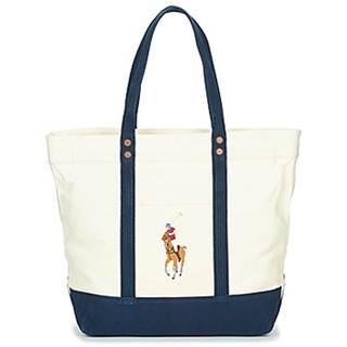 Veľká nákupná taška/Nákupná taška Polo Ralph Lauren  MULTI PP TOTE