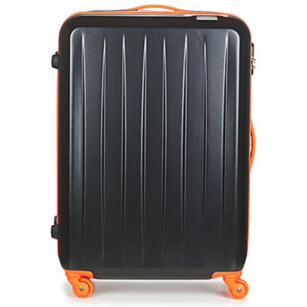 David Jones Pevné cestovné kufre David Jones  MUSQUETA 80L