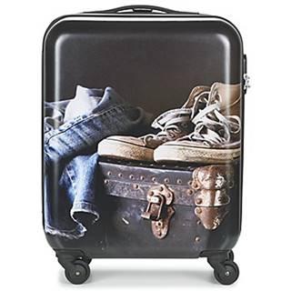 Pevné cestovné kufre  ACHIDATA