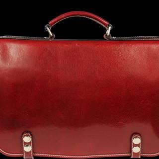 Červená aktovka Malco Rossa