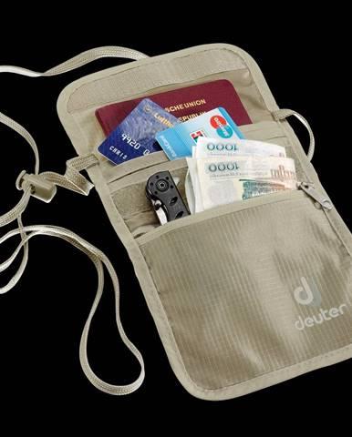 Deuter Security Wallet II Sand