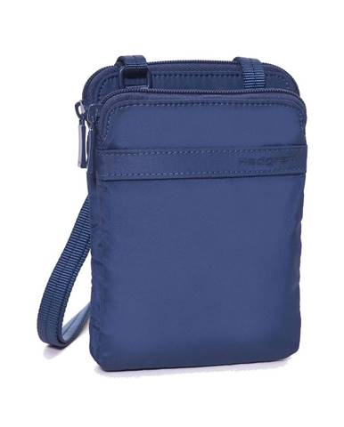 Hedgren Rupee RFID Passport Holder Dress Blue Tone on Tone
