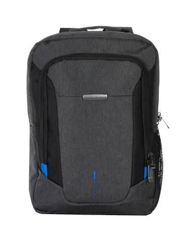 @Work Business backpack slim Anthracite