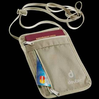 Deuter Security Wallet I Sand