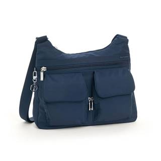 Shoulderbag Prarie RFID Dress blue