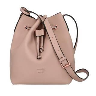 Barbara Pure Bucket Bag Rose