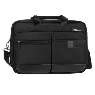 Power Pack Laptop Bag L Black