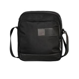 Power Pack Shoulder Bag Black
