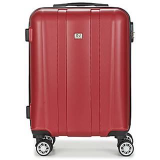 Pevné cestovné kufre David Jones  CHAUVETTO 40L