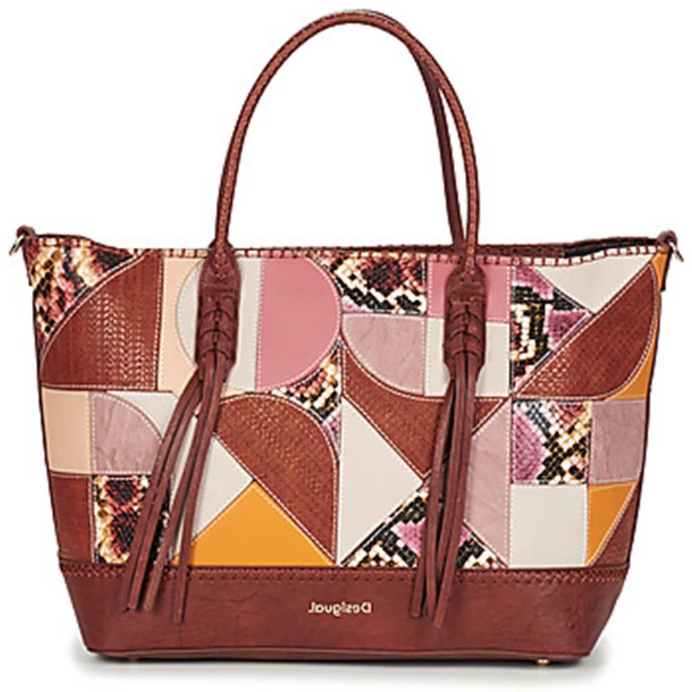 Desigual Veľká nákupná taška/Nákupná taška Desigual  AYAX HOLBOX