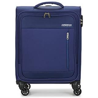 Pružné cestovné kufre American Tourister  HEAT WAVE 55CM