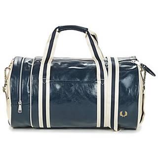 Športové tašky Fred Perry  CLASSIC BARREL BAG