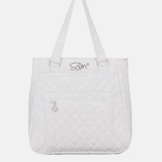 Biela dámska taška SAM 73