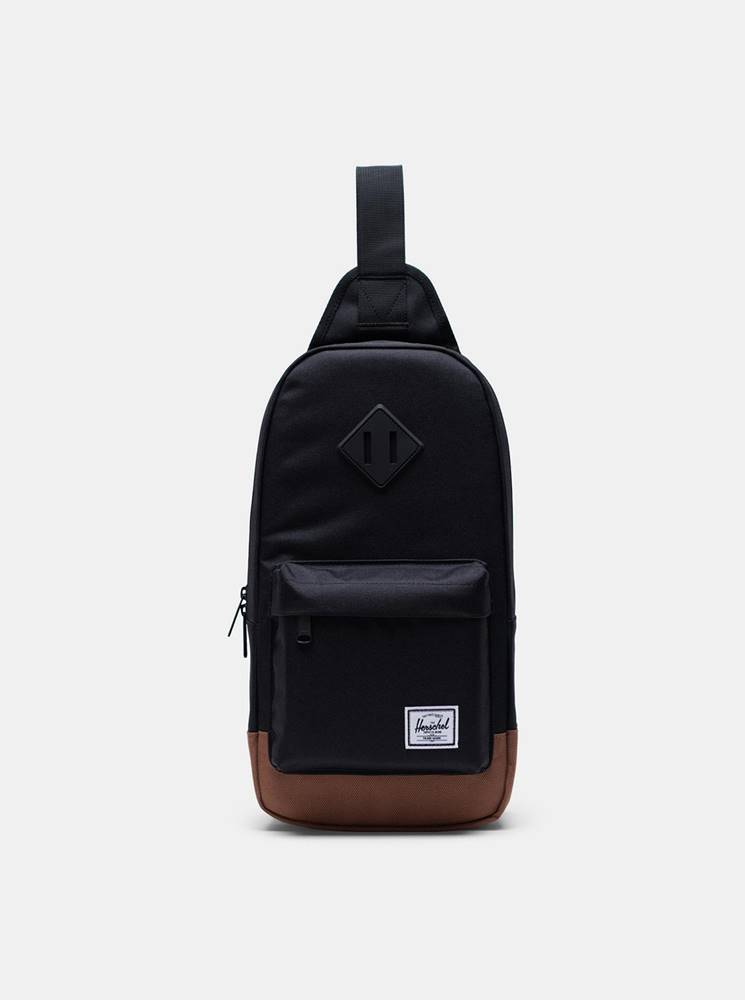Herschel Supply Čierna crossbody taška Herschel Supply