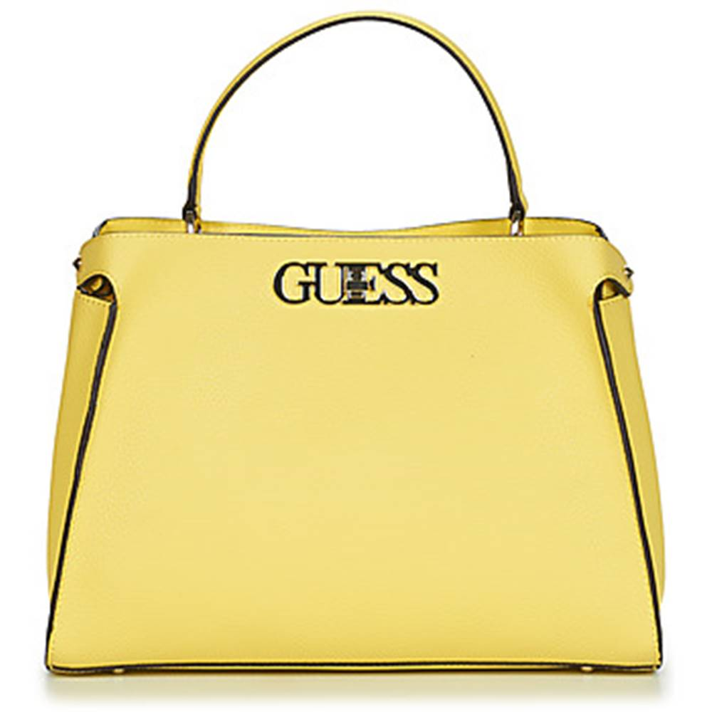 Guess Kabelky Guess  UPTOWN CHIC LRG TRNLOCK STCHL