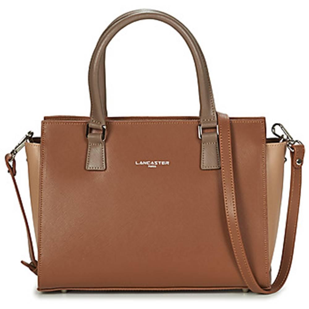 LANCASTER Veľká nákupná taška/Nákupná taška LANCASTER  SAFFIANO INTEMPOREL