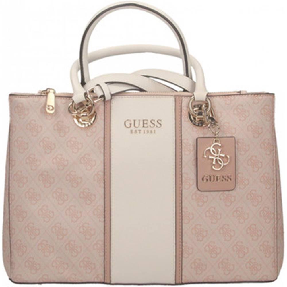 Guess Veľká nákupná taška/Nákupná taška Guess  CATHLEEN STATUS CARRYALL
